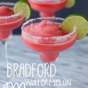 Bradford Watermelon Margarita