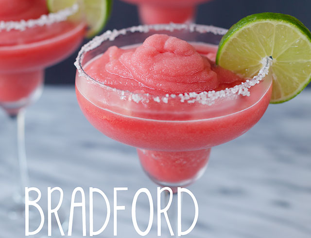 Bradford Watermelon Margarita