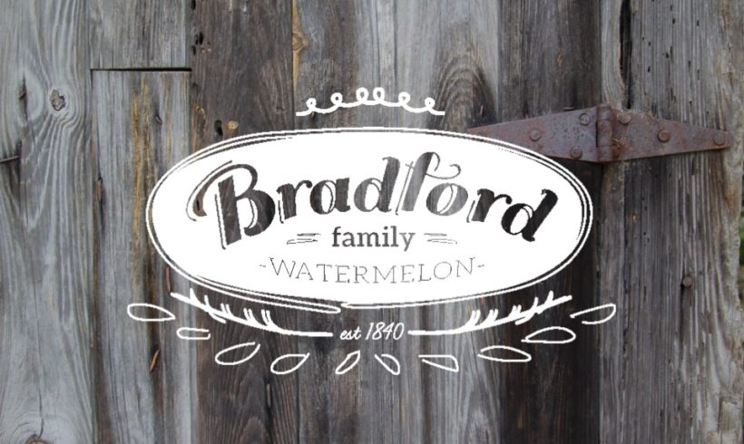 Buy a Genuine Bradford Family Watermelon!