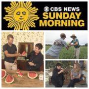 CBS (This) Sunday Morning!